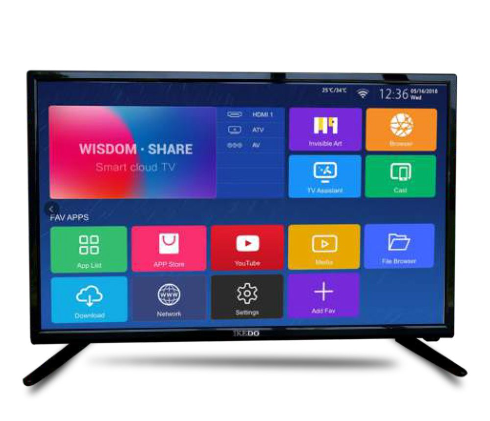 Smart TV – PT Intech Anugrah Indonesia